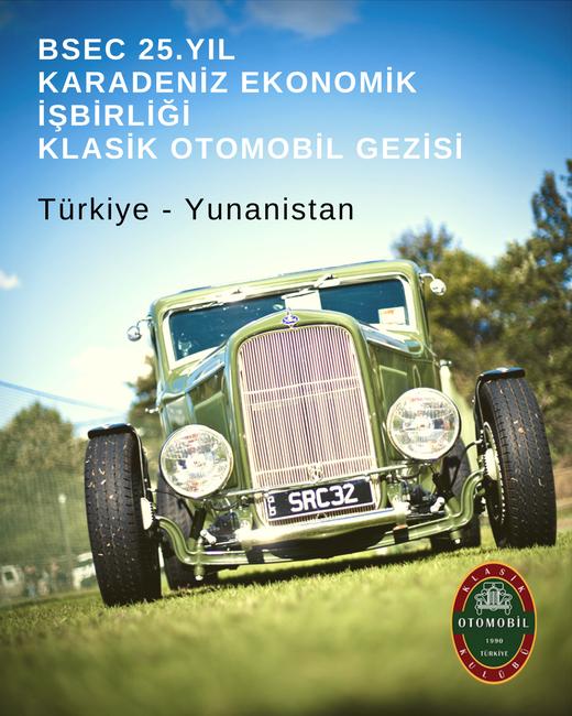 BBSEC Karadeniz Ekonomik İşbirliği 25.Yıl